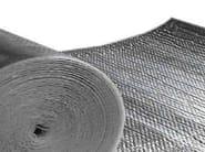 Aluminium thermal insulation felt Sound insulation felt - RE.PACK