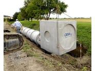 Concrete Inspection pit and cover Concrete Inspection pit and cover - CEDA