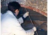Carbon fibre FRP rebar MBAR GALILEO HTG - BASF Construction Chemicals Italia
