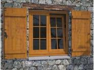 PVC panel shutter KIUZO 24 mm - DECEUNINCK ITALIA