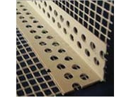 PVC Mesh and reinforcement for insulation PVC Edge protector - RE.PACK