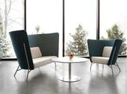 2 seater high-back sofa AURA | Sofa - Inno Interior Oy