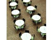 Round contract table HIPPO - Inno Interior Oy