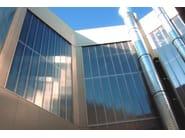 Polycarbonate sheet SUN MODUL® - AKRAPLAST SISTEMI