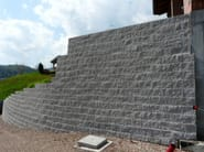 Concrete load-bearing block MACWALL® - EDIL LECA - Divisione INFRASTRUTTURE