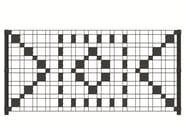 Modular steel Fence ZENTURO® - BETAFENCE ITALIA