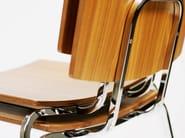 Stackable restaurant chair SLIM | Chair - Inno Interior Oy