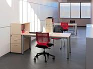 Workstation desk Cool R200 - ACTIU