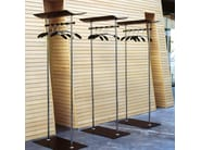 Steel coat stand LINE-UP | Coat stand - Inno Interior Oy
