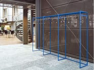 Steel coat rack TAKIT | Coat rack - Inno Interior Oy