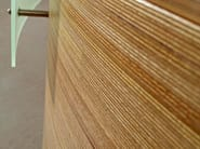 Wooden wall tiles PANEL FLEXIBLE - Plexwood
