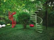 Technopolymer Spiral staircase TECHNE - Fontanot Spa