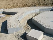 Disposable formwork RECOSTAL® - Max Frank Italy