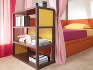 Solid wood canopy bed 9002 | Bed - dearkids