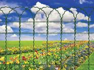 Plastic wire mesh Fence ORNAPLAST - Siderurgica Ferro Bulloni
