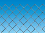 Electrically welded mesh Fence IDEAL ZINC - Siderurgica Ferro Bulloni