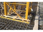 System and product for concrete casting joint COUPLER - Max Frank Italy