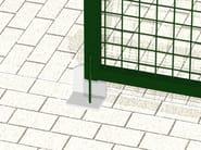 Pedestrian barrier GARDEN - Siderurgica Ferro Bulloni
