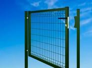 Pedestrian barrier LARIO - Siderurgica Ferro Bulloni