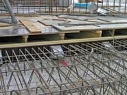 System and product for concrete casting joint EGCODORN - Max Frank Italy