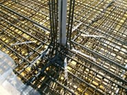 Steel bar, rod, stirrup for reinforced concrete JDA JORDAHL® - Max Frank Italy