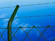 High Security Plastic Fence Bended Post - Siderurgica Ferro Bulloni