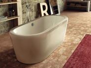 Freestanding oval bathtub RENAISSANCE - Glass 1989