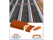 Formwork panel and lightening element for floor slab TEGOPLAST | Formwork panel and lightening element for floor slab - Plasticform