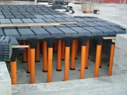 Formwork and dome for hollow core slab COLOSSEO - Plasticform