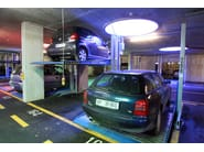 Automatic parking systems BIPARK 26 - O.ME.R.