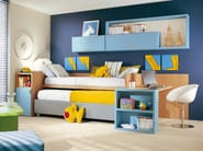 Single Bed 4005 | Bed - dearkids
