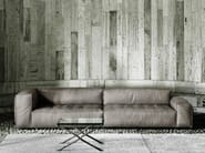Sectional sofa with removable cover NEOWALL - Living Divani
