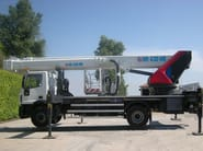 Overhead platform B-LIFT 430 High Range - CTE