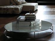 Glass coffee table ILE | Coffee table - Living Divani