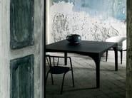 Rectangular oak table PORTICO   Table - Living Divani