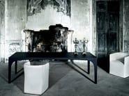 Rectangular oak table PORTICO | Table - Living Divani