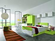 Fitted teenage bedroom Z015 | Bedroom set - Zalf
