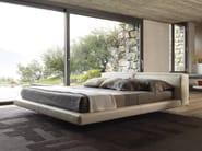 Upholstered double bed ZENIT | Bed - Désirée