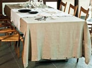 Linen tablecloth BOTTONI&ASOLE | Tablecloth - LA FABBRICA DEL LINO by Bergianti & Pagliani