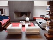 Armchair with armrests SA21 | Armchair - Matrix International