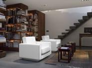 Armchair with armrests SA31 | Armchair with armrests - Matrix International