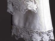 Cotton bath Towel ROSE | Bath Towel - LA FABBRICA DEL LINO by Bergianti & Pagliani