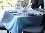 Linen tablecloth MARGHERITE | Tablecloth - LA FABBRICA DEL LINO by Bergianti & Pagliani