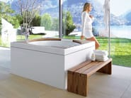 Hot tub for chromotherapy BLUE MOON | Hot tub - DURAVIT