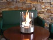 Simple Commerce, bio fireplace