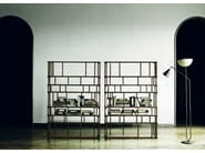 Divider wooden bookcase OFF CUT - Living Divani