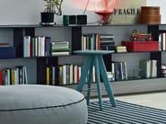 Wooden stool / coffee table ICS - Poliform