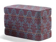 Fabric pouf with removable lining PM - Blå Station