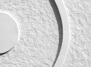 Indoor reconstructed stone 3D Wall Cladding GLOBUS - BIOPIETRA®