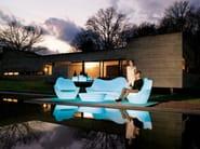 Garden sofa with light SABINAS | Garden sofa - VONDOM
